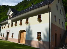 Kmečka hiša Štiftar