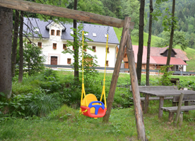 Otrokom prijazna hiša